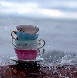 I adore tea