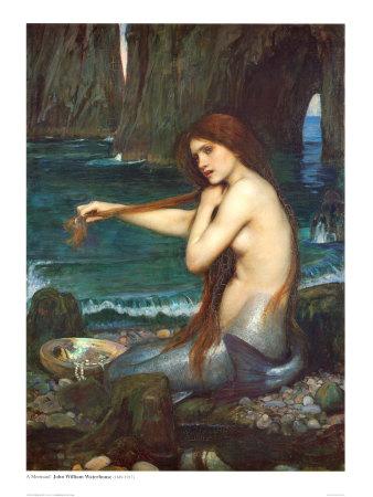 john-waterhouse-a-mermaid-1900